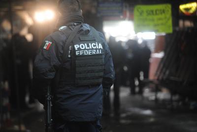 SSPC despliega 200 policías en Morelos para reforzar seguridad