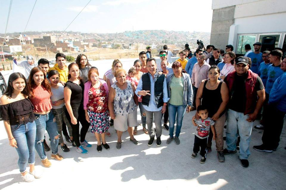 Pablo Lemus anuncia inversión para macromural en Zapopan, Jalisco