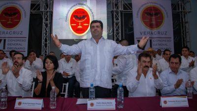 Pedro Haces, la punta de lanza del nuevo sindicalismo en México: Catem