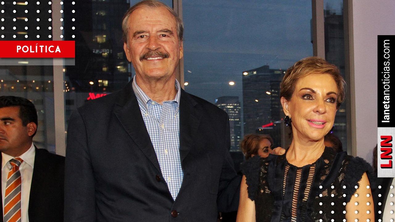 Fundación de Marc Anthony reconoce a Fox por trabajo humanitario en México