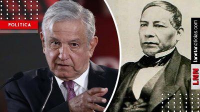 Separados al nacer: las similitudes que AMLO tiene con Benito Juárez