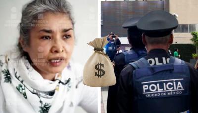 Se les pela Miss Mónica del Rébsamen y desaparecen 400 mil pesos de caja fuerte