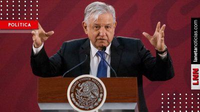 AMLO sobre críticas de revocación de mandato: es parecido al desafuero de 2005