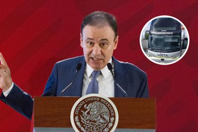 SSPC revela que grupo armado interceptó el camión con migrantes en Tamaulipas
