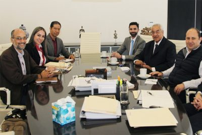 Guillermo Pacheco y Sedatu reactivan plan de reconstrucción tras 19s en Puebla
