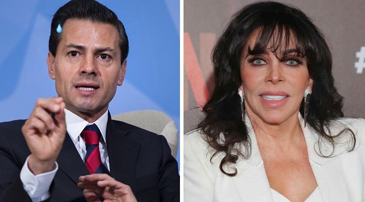 Verónica Castro revela si Televisa la bloqueó por culpa de Peña Nieto