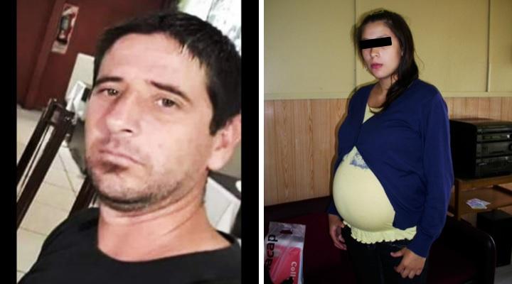 Queda embarazada tras abuso de su padrastro; termina flechada por su agresor