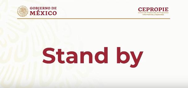 Un complot en Palacio: apagón deja a oscuras AMLO en plena conferencia