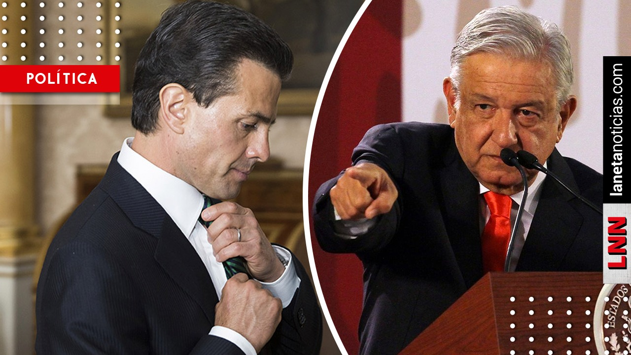 AMLO se va contra Peña: contrataba 50 mil elementos de seguridad privada