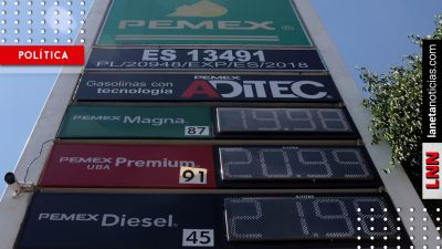 La gasolina baja: Hacienda anuncia estímulo fiscal para Premium y Magna