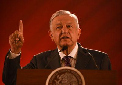 Plan Nacional de Desarrollo dejará atrás la política neoliberal: AMLO