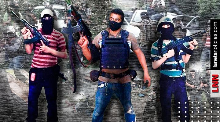 Graban balacera a plena luz del día entre el CJNG y Los Viagras en Michoacán