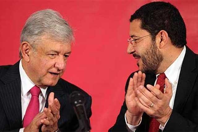 ¿AMLO va o no por reelección? Batres habla