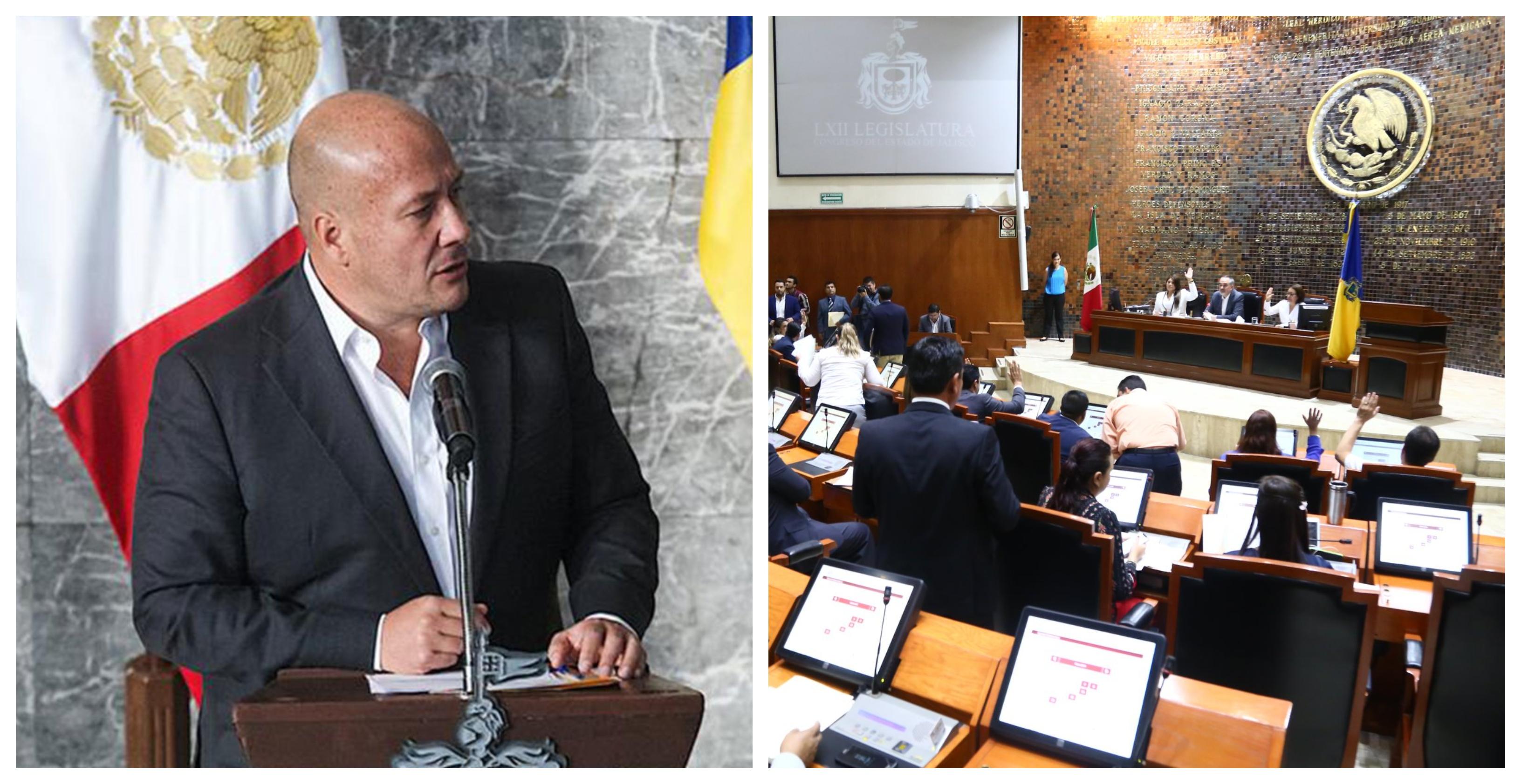 Enrique Alfaro anuncia sanción por contaminación en Jalisco