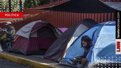 CNTE cede frente a AMLO: dialoga con SEP y Segob por reforma educativa