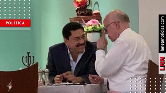 ¿Amigos o rivales? Sospechan alianza entre Narro y Ruiz por dirigencia del PRI