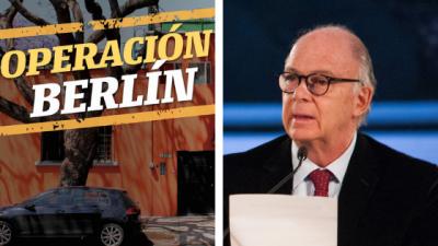 #YoLeCreoAKrauze: el hashstag para apoyar al escritor de la Operación Berlín