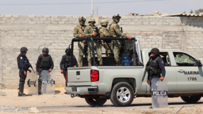 Por peleas entre cárteles, Guanajuato ya es el estado más violento de México