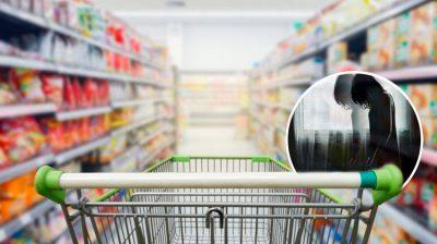 ¿Fantasmas en el supermercado? Escalofriante grabación asusta a empleados