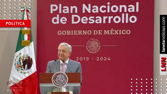 Desde Palacio Nacional, AMLO declara el fin oficial de la política neoliberal