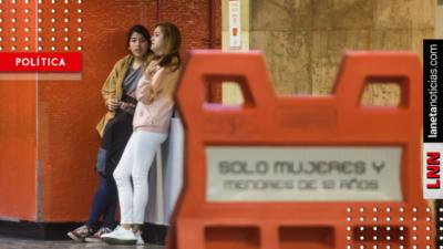 MC lanza iniciativa: acosadores sexuales podrían pasar hasta 3 años en prisión