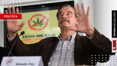 ¿Fox, en jaque? Cofepris investiga a empresa de mariguana ligada al expresidente