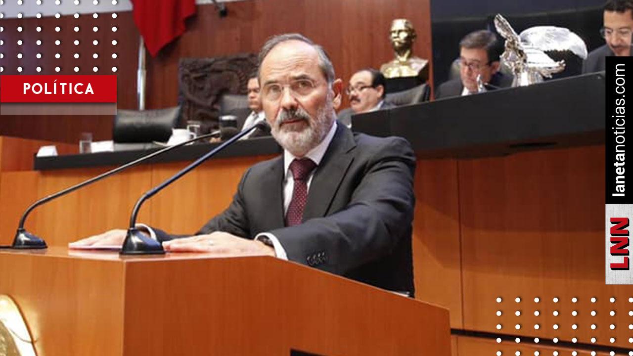 'Retirar permisos a calificadoras es una pendejada', dice Gustavo Madero a Morena