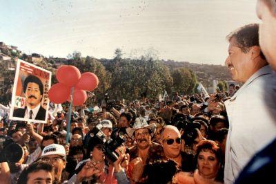 Sale a la luz spot de Colosio; se resguardó por 25 años