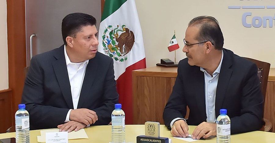 Aguascalientes crece 4.9% en materia de empleos: Martín Orozco