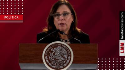 Rocío Nahle cancela cumbre de energía porque favorece reforma de Peña