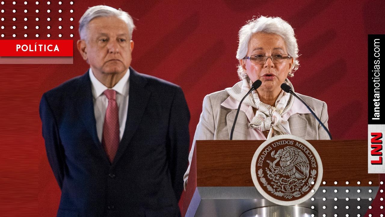 INM es la más corrupta de las instituciones del Gobierno, afirma Sánchez Cordero