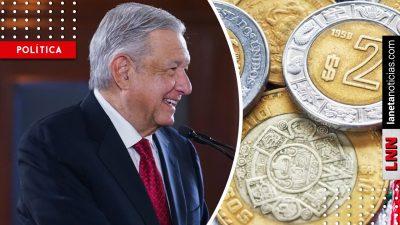 AMLO cumple: peso gana terreno y olvida las 19 unidades; dólar cae a 18.91