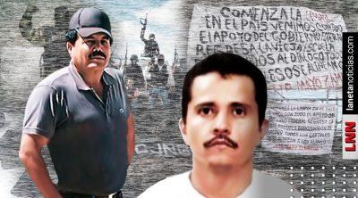 El Mencho y El Mayo: la supuesta alianza para la pacificación del país