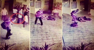 Difunden escalofriante grabación de la terrible masacre escolar en Brasil