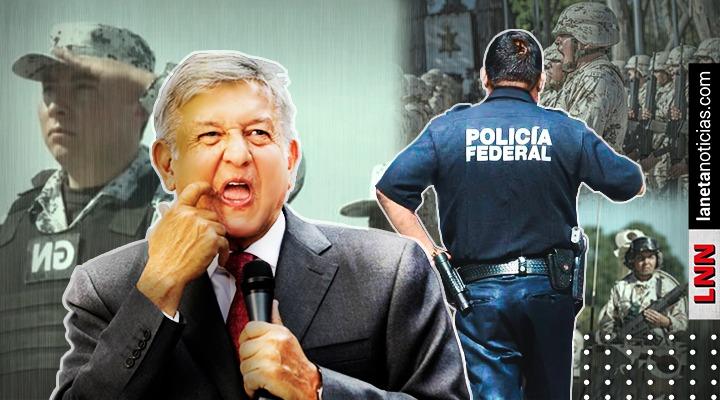 Policía Federal: el suspenso ante la llegada de la Guardia Nacional de AMLO