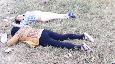 Temen ejecución de mujeres en San Luis Potosí; resultó que estaban borrachas