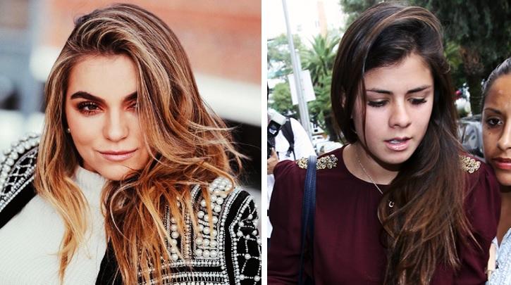 Sofía Castro causa polémica por nuevo look ¿como el de las hijas de Peña Nieto?