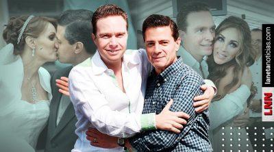 Comandante Cobra exhibe supuesto romance prohibido de Peña Nieto