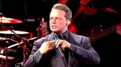 Destrozan a Luis Miguel por ponerse violento con sonidista en pleno concierto