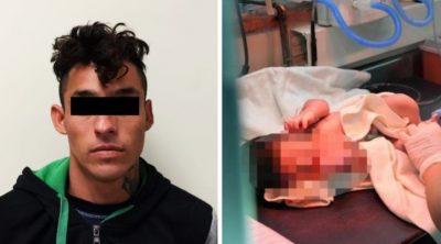 Estremece crimen de pareja que mató a su bebé de 8 meses en Nuevo León