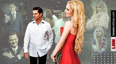Evidencian romance de Peña Nieto en revista; Tania Ruiz derrocha amor en redes