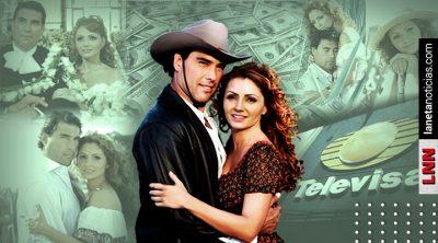 Esto ganaba Angélica Rivera por exclusividad en Televisa antes de Peña Nieto