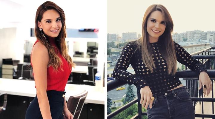 Tania Rincón humilla a compañeras de VLA luciendo encantos en sensual escote