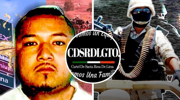Cártel Santa Rosa de Lima manda mensaje a supuestos traidores de El Marro