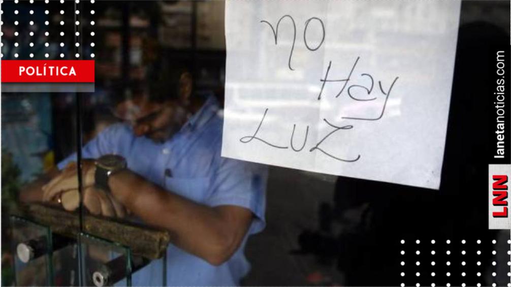 En penumbras: Venezuela supera las 40 horas sin energía eléctrica