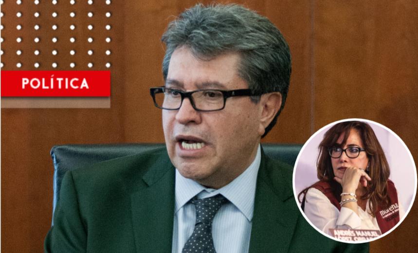 'En Morena no hay sabandijas, hay gente íntegra', revira Monreal a Polevnsky