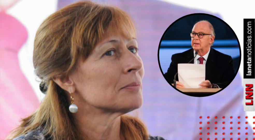 'Clouthier me difama en su libro', dice Krauze y no descarta tomar acción legal