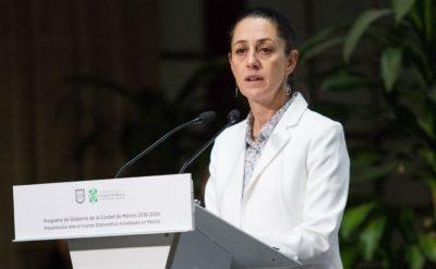 Claudia Sheinbaum resalta ahorros en informe por 100 días de gobierno