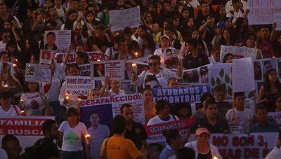 FGR inicia búsqueda de desaparecidos en Baja California y Guerrero