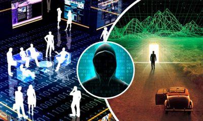 Vivimos en la mátrix, pero podemos escapar: la polémica declaración de un hacker